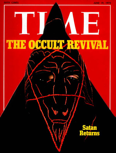 e g r e g o r e s The Occult Revival Satan Returns