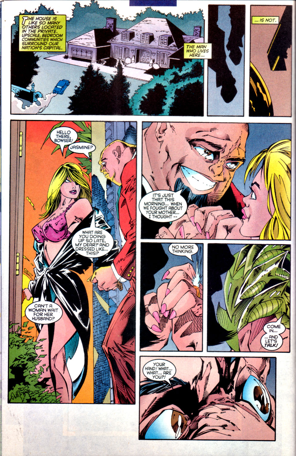 Read online X-Factor (1986) comic -  Issue #134 - 10