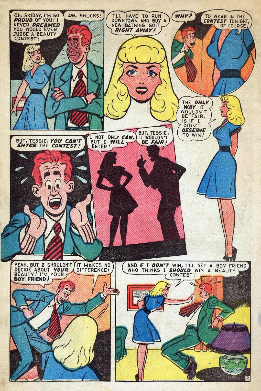 Read online Gay Comics comic -  Issue #31 - 4