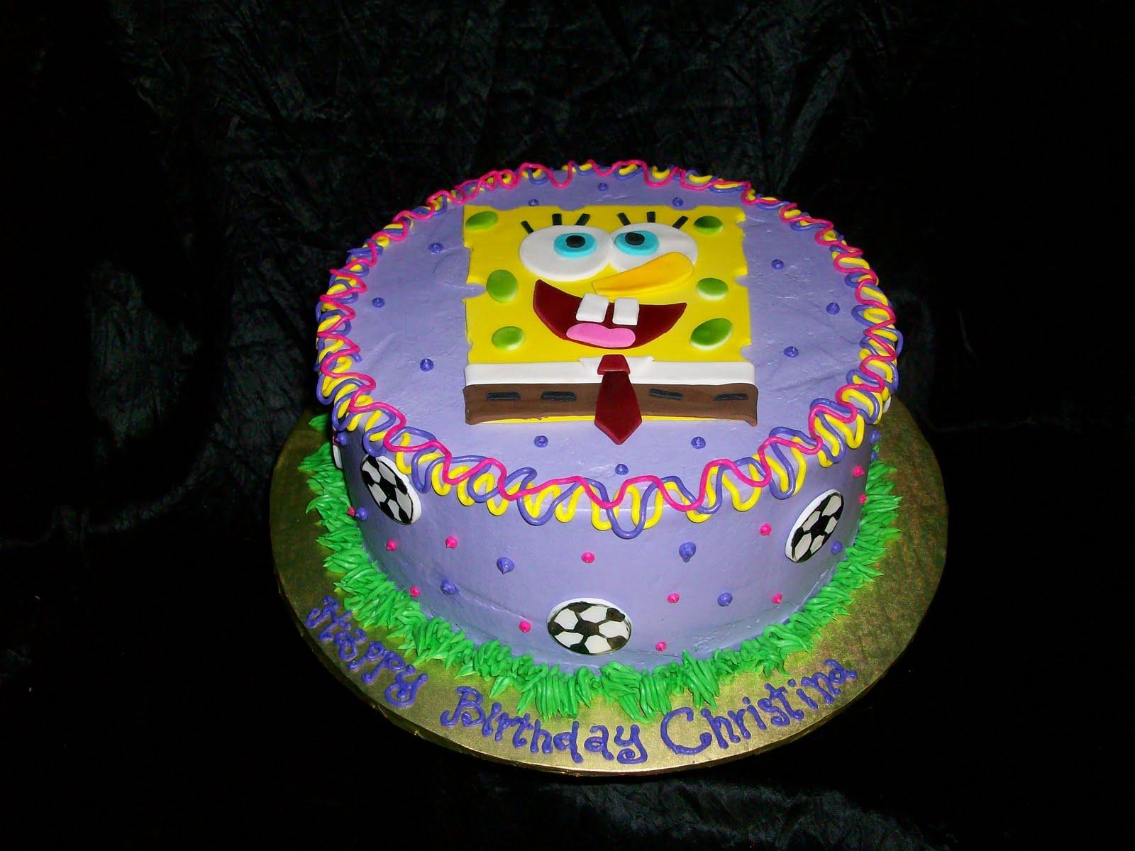 Birthday Cake Christina