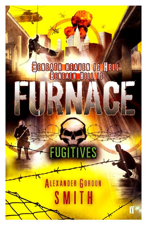 Book Reviews and More: Fugitives - Escape from Furnace 4 ...