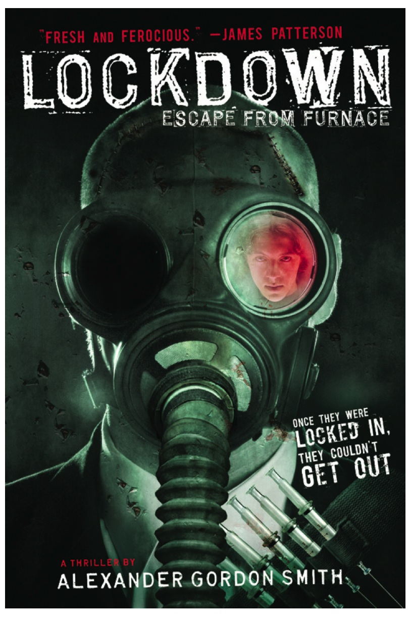 Book Reviews And More Fugitives Escape From Furnace 4