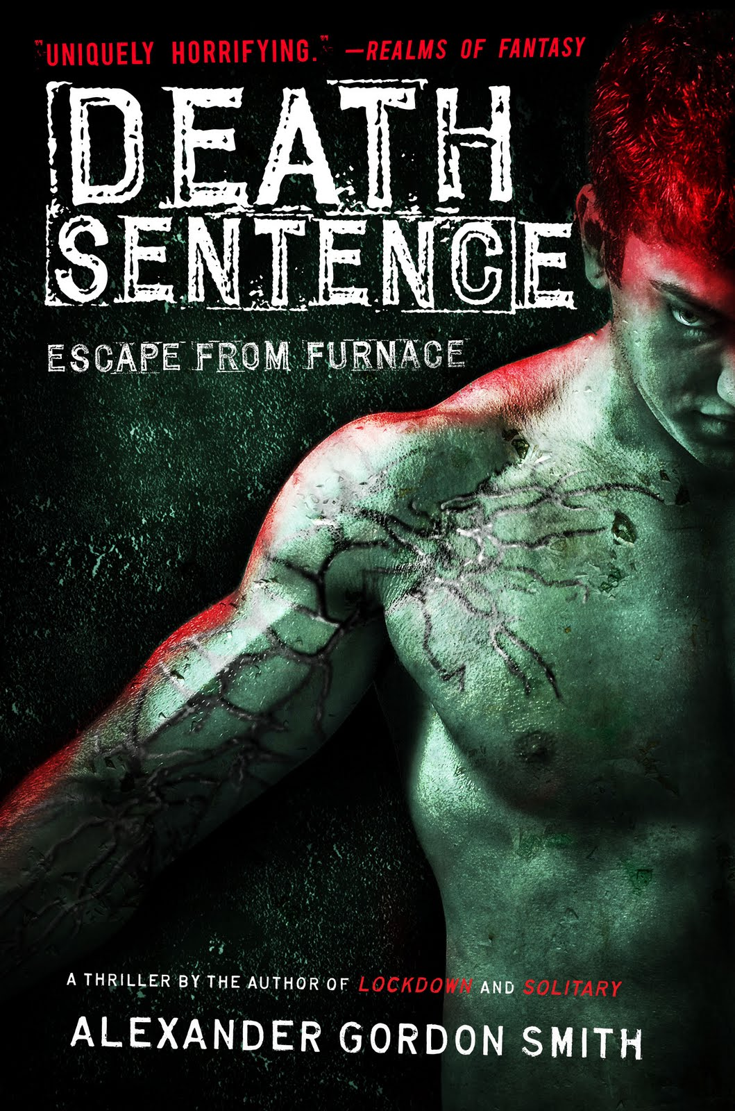 Book Reviews and More: Death Sentence - Escape from ...