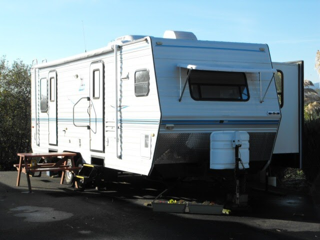 Shock Absorbers Travel Trailer