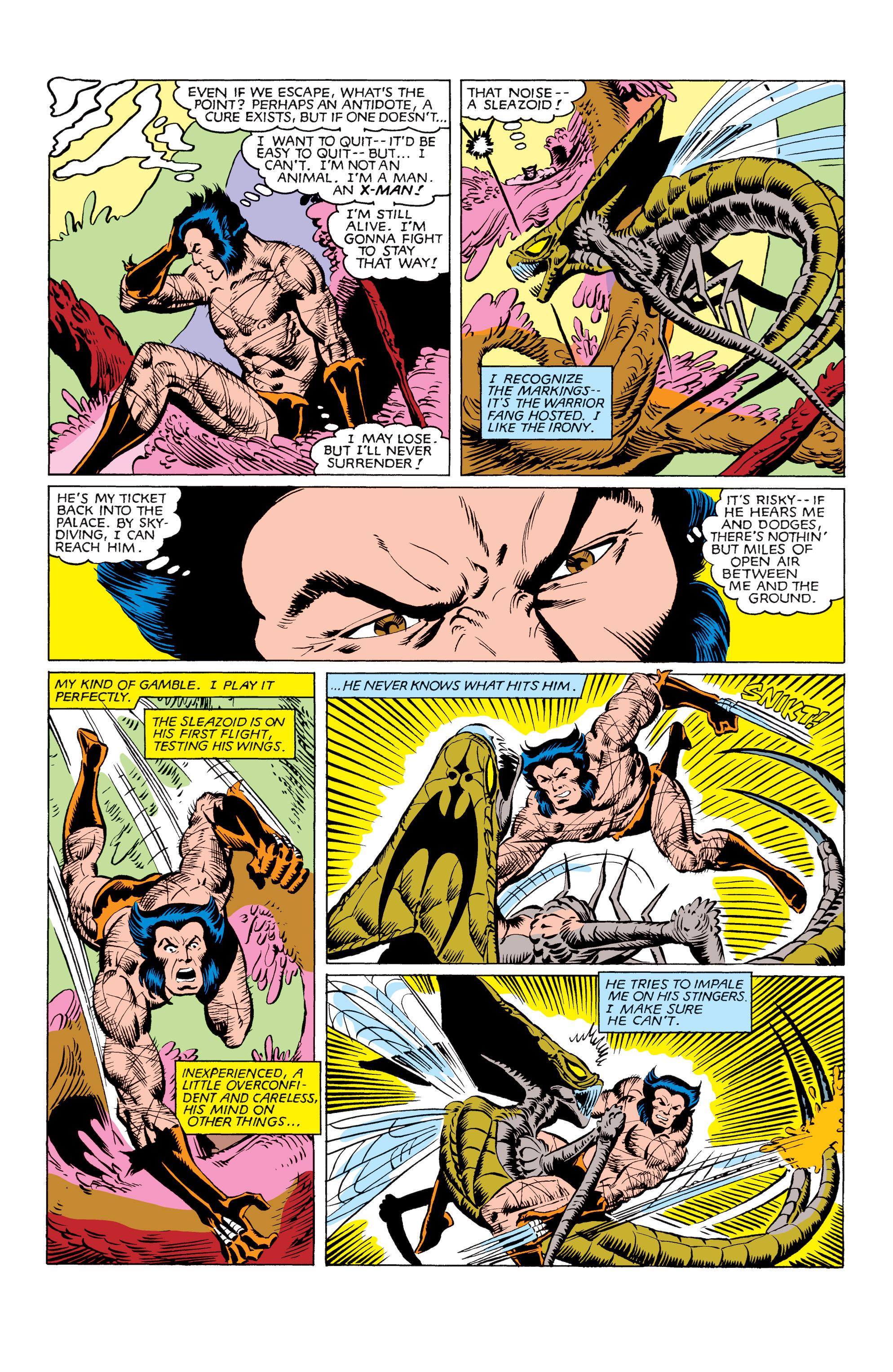 Read online Uncanny X-Men (1963) comic -  Issue #162 - 18