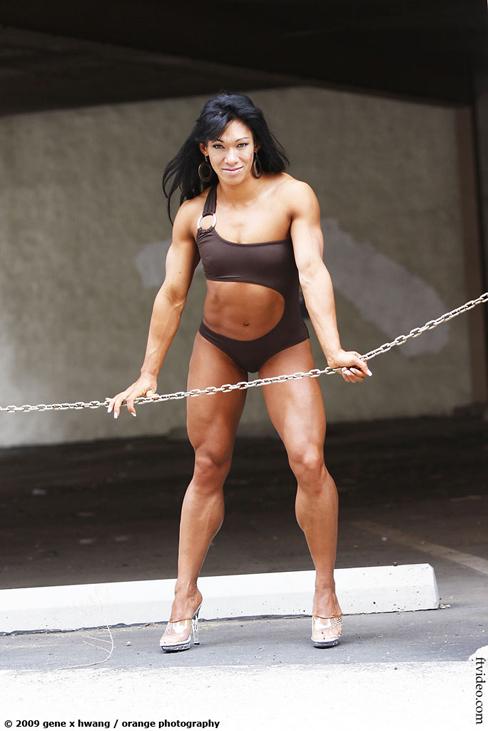 Fitness Body Builders Models: Oklahoma City Female ...
