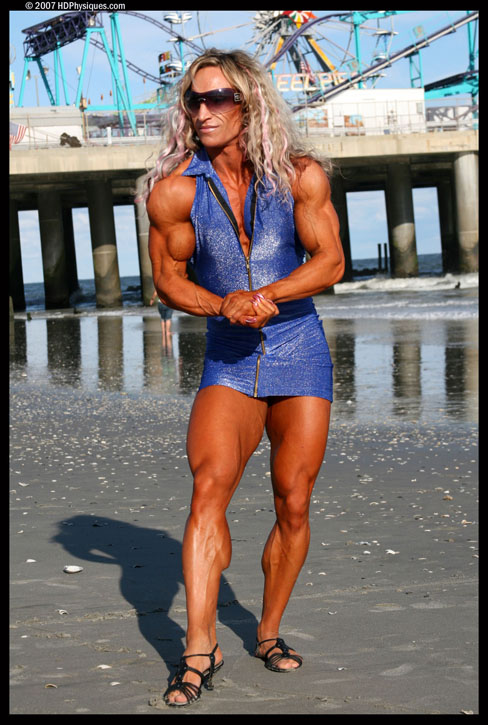 Women Bodybuilding Competitions