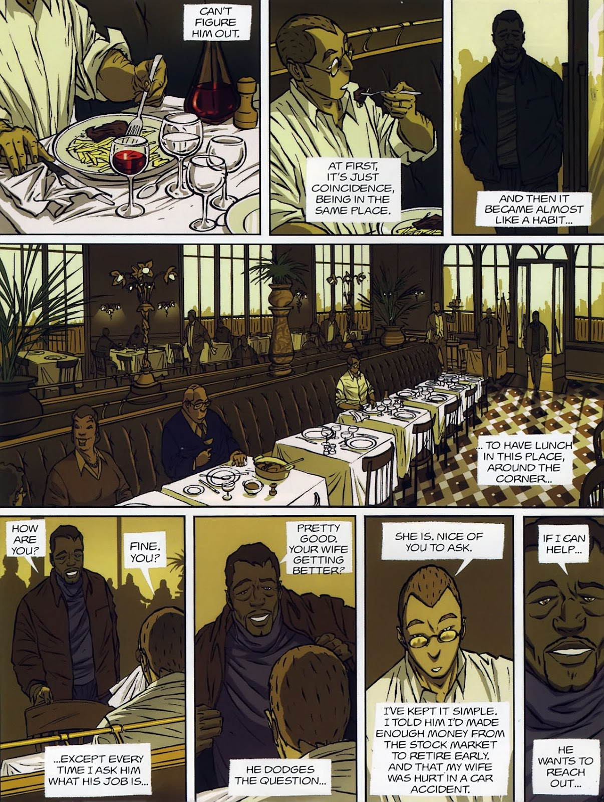 Read online The Killer comic -  Issue #7 - 20