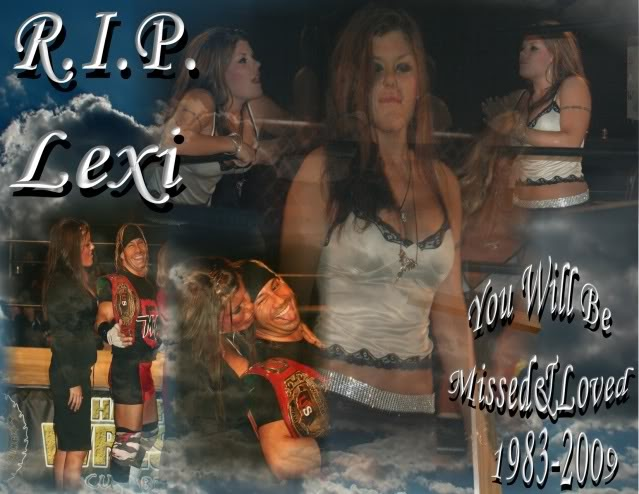 Wrestling News Center: Lexi Pillman Passes Away