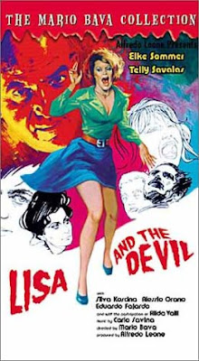 Mad Mad Mad Mad Movies: Lisa and the Devil (1974), Or Telly