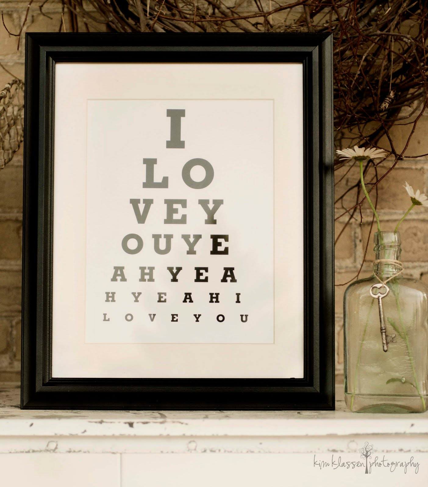 Eye chart art crafthubs kim klassen inspiration studio eye chart art nvjuhfo Image collections
