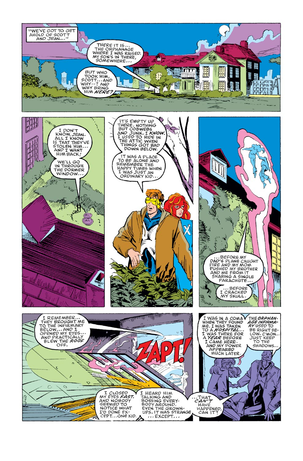 Read online X-Factor (1986) comic -  Issue #35 - 5