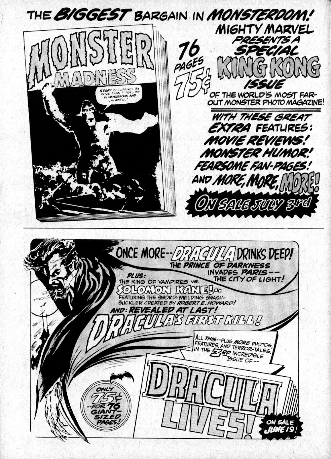 Monsters Unleashed (1973) issue 2 - Page 42