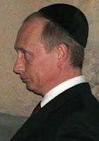 Putin Kippah