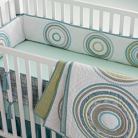 Wicked Cool Baby Stuff Blog Land Of Nod Crib Bedding Full Circle