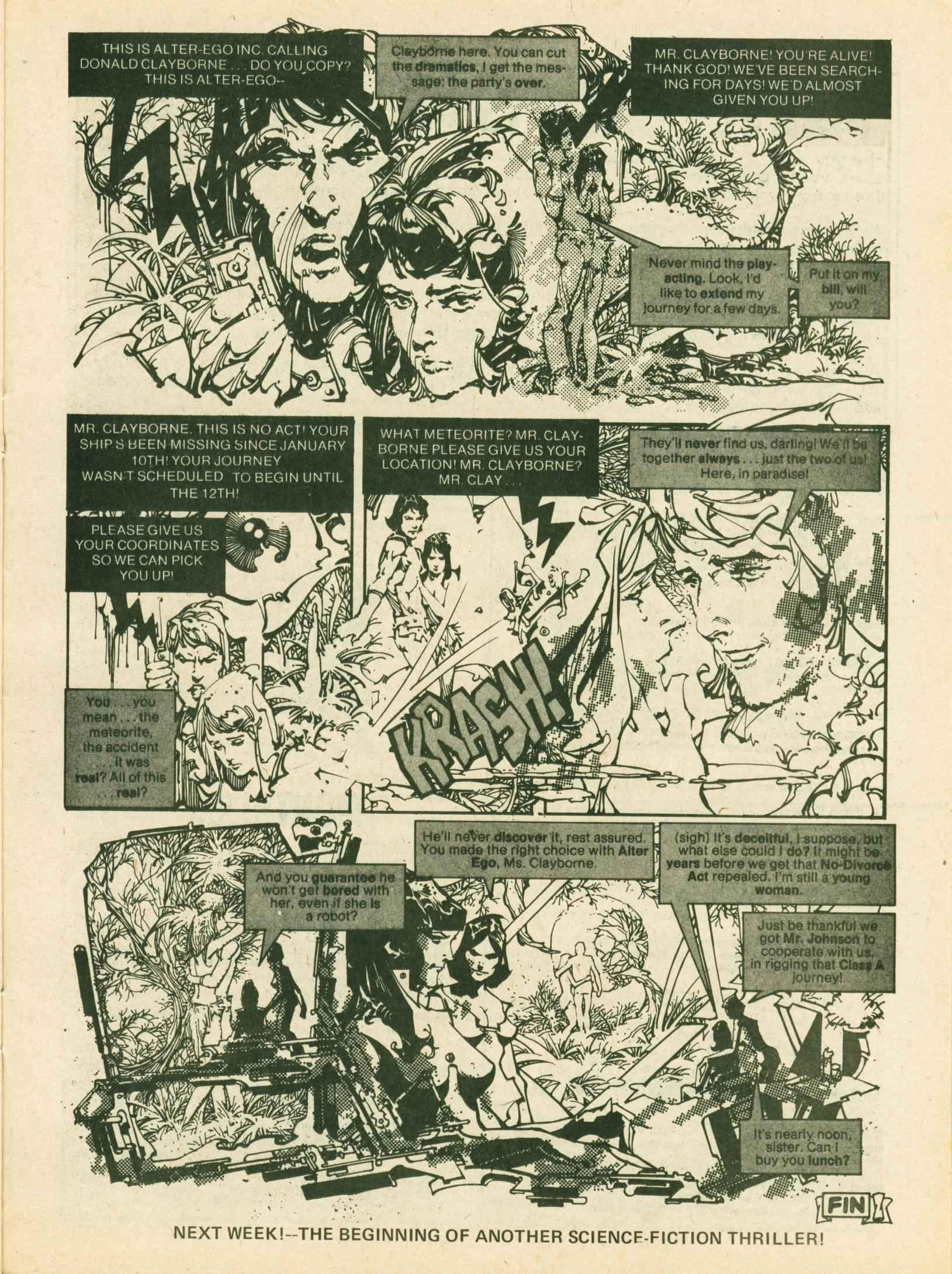 Read online Future Tense comic -  Issue #10 - 23