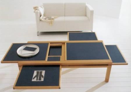 Damn Fresh Pics: Coolest Coffee Tables