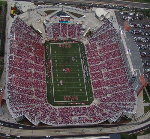 Damn Fresh Pics: World's Largest Sports Stadiums