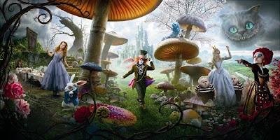 Alice au pays des merveilles  - Best Movies 2010