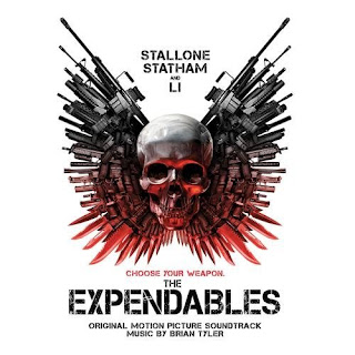 The Expendables Lied - The Expendables Musik - The Expendables Soundtrack Filmmusik