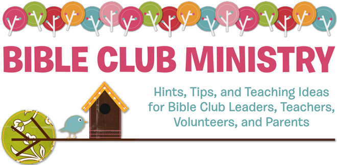 Bible Club Ministry Blog