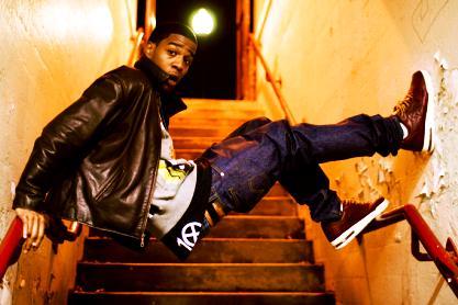 hip hop artist dress style