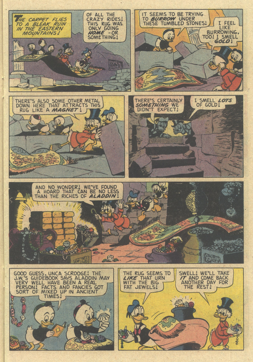 Read online Uncle Scrooge (1953) comic -  Issue #187 - 15