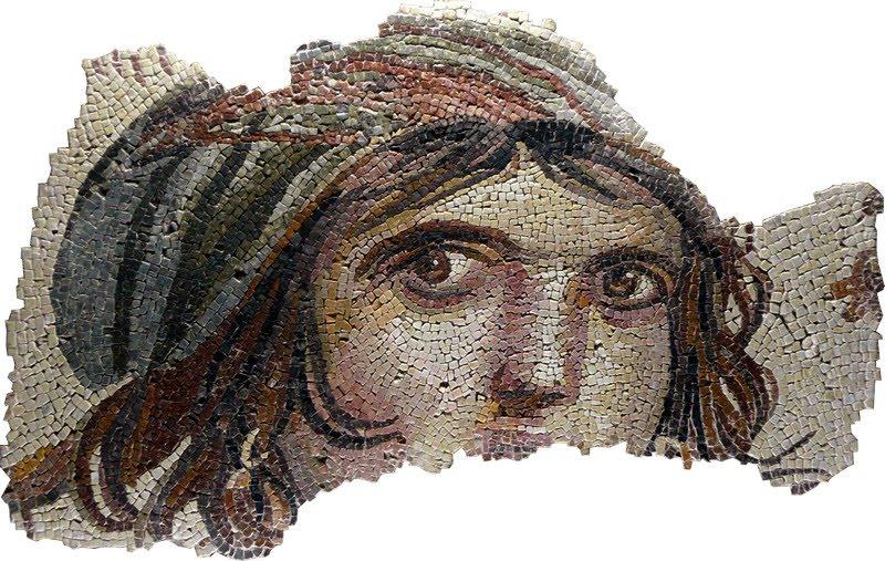 Zeugma Mozaikleri Resimleri