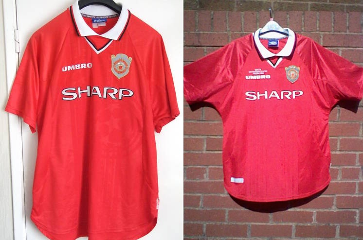 hot sale online 0c690 acf6b my Jersey Collection - manchester united & holland: Jersi ...