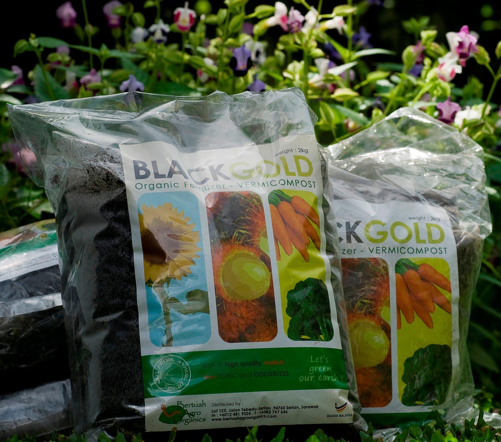 Bertuah Agro Organics: 100% Vermicompost - Best Natural