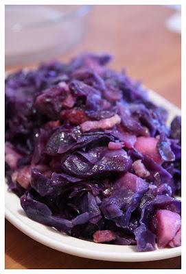 Recette Chou Rouge Lardons Pommes De Terre : recette, rouge, lardons, pommes, terre, Rouge, Personne, Pressée,