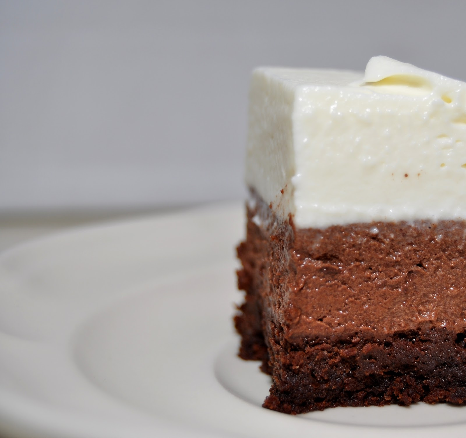 Heavenly Chocolate Mousse Cake
