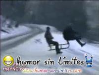 Accidentes en la nieve