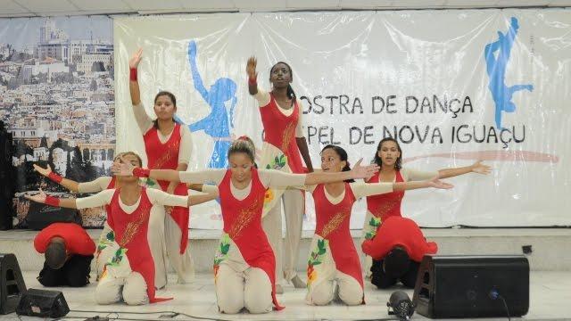0d9c9f75a Mostra de Dança Gospel de Nova Iguaçu