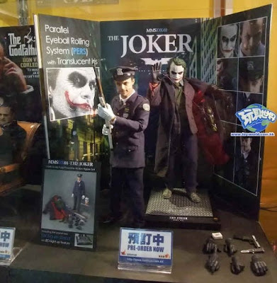 Batman Wallpaper Media More Photos Hot Toys Joker Police Officer