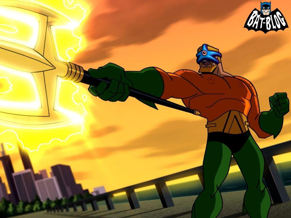1st Look: The Atom & Aquaman on Batman: Brave & The Bold ...  |Batman The Brave And Bold Aquaman
