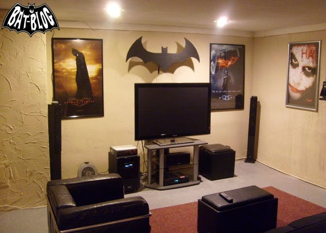 I Mean Bat Man Cave Our Friend Jason Sent Us Some Wonderful Photos Awhile Back Of His Batman Toy Collection In The Process We Got To See An