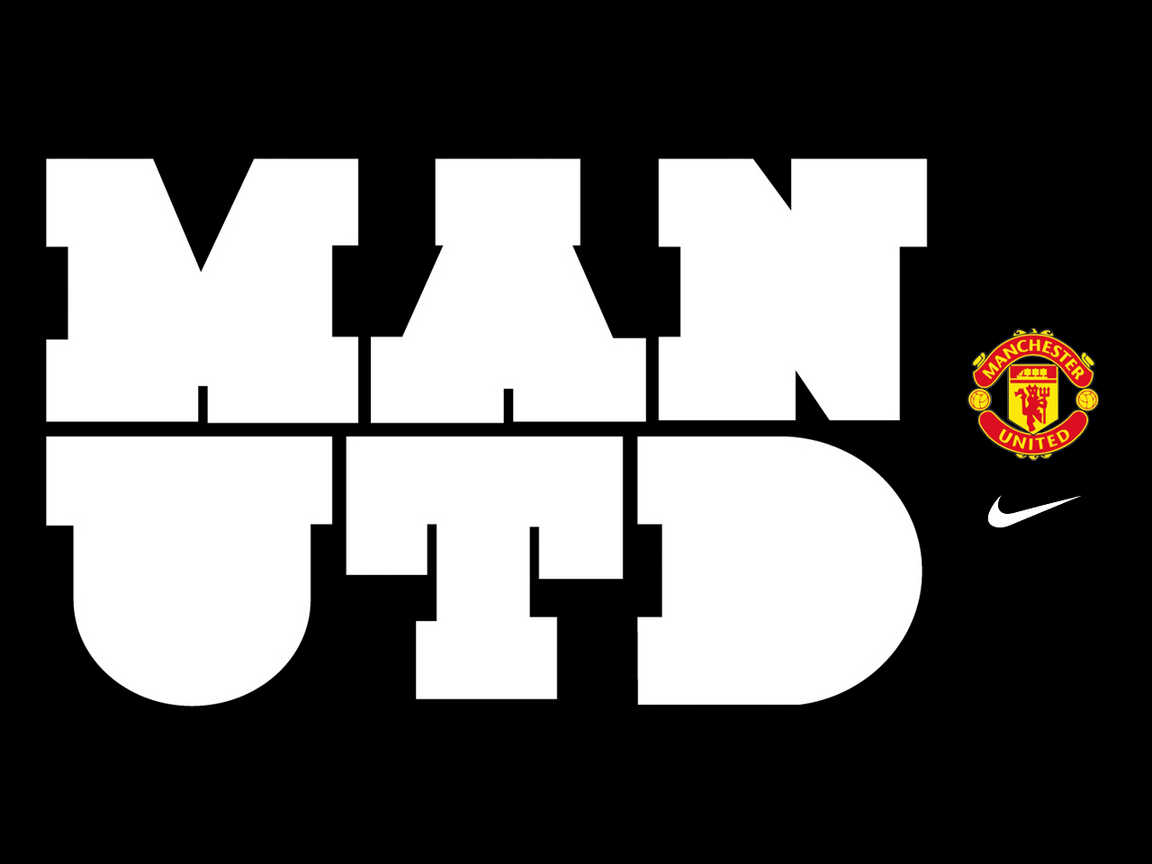 Man United Malaysia No 1 Fan Man Utd Black Desktop Wallpaper