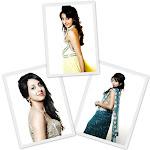 Gorgeous Actress Sanjana latest photoshoot
