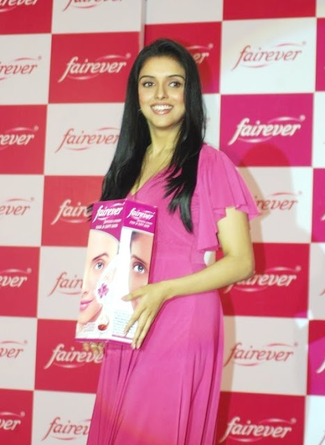 Actress Asin latest stills at Fairever promotions