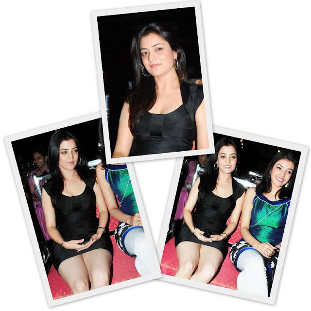 Nisha Agarwal sexy leg show photos