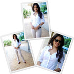 Sameera Reddy hot in white shirt