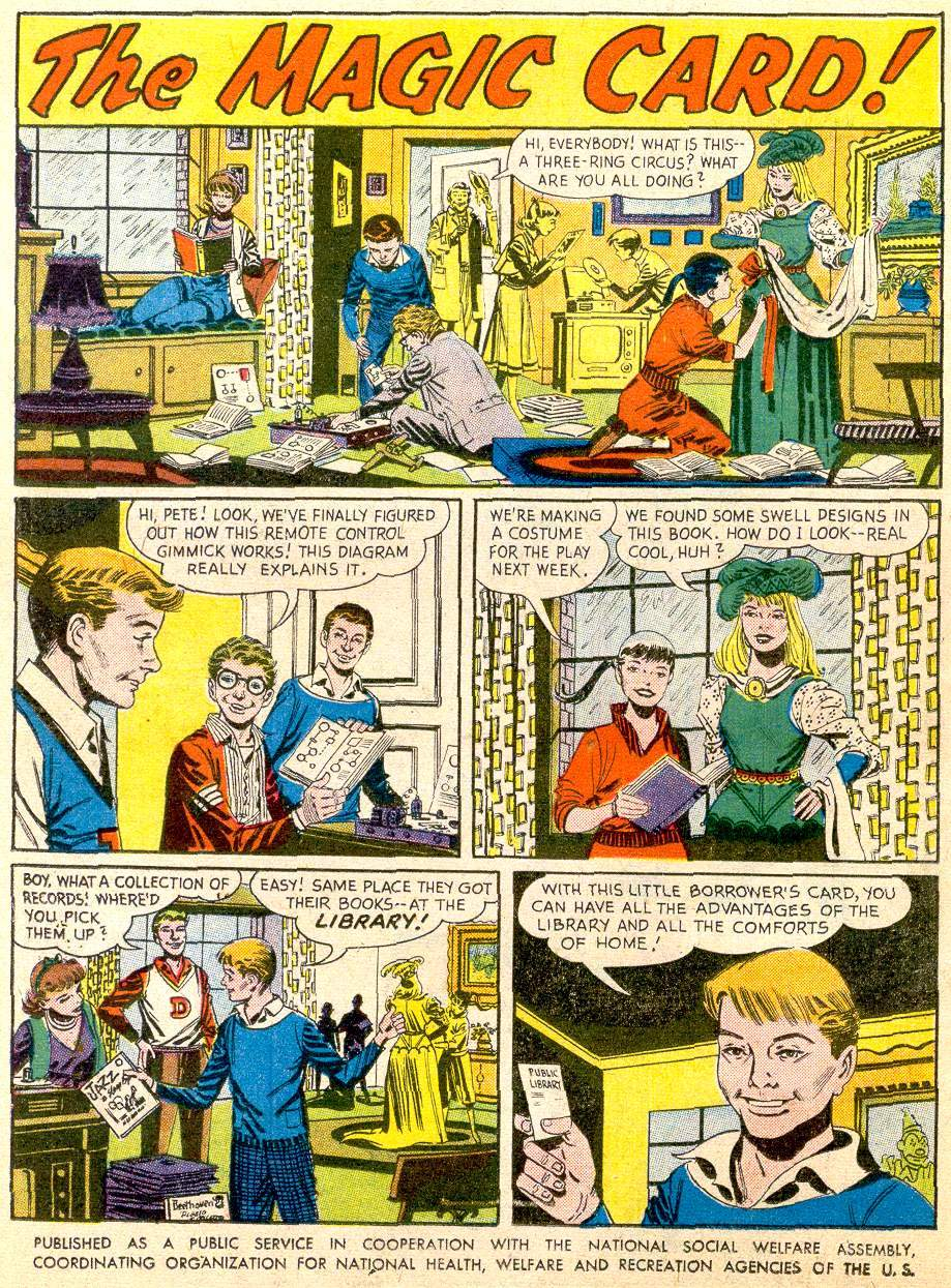 Read online Adventure Comics (1938) comic -  Issue #257 - 18