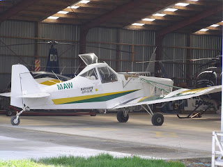 Patchett Ag-Air Ltd, Gippsland GA200 ZK-MAW