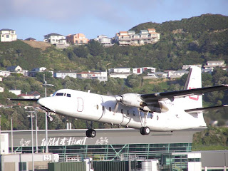 NZ Post, Fokker F27 Friendship, ZK-POH