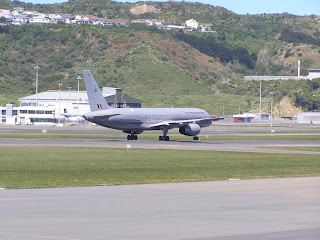 Royal New Zealand Air Force [RNZAF], Boeing B757, NZ7571