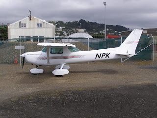 Cessna 152, ZK-NPK, New Plymouth Aero Club