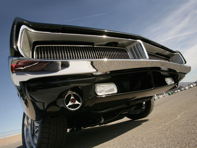 auto speed: muscle cars america : 1969 dodge charger