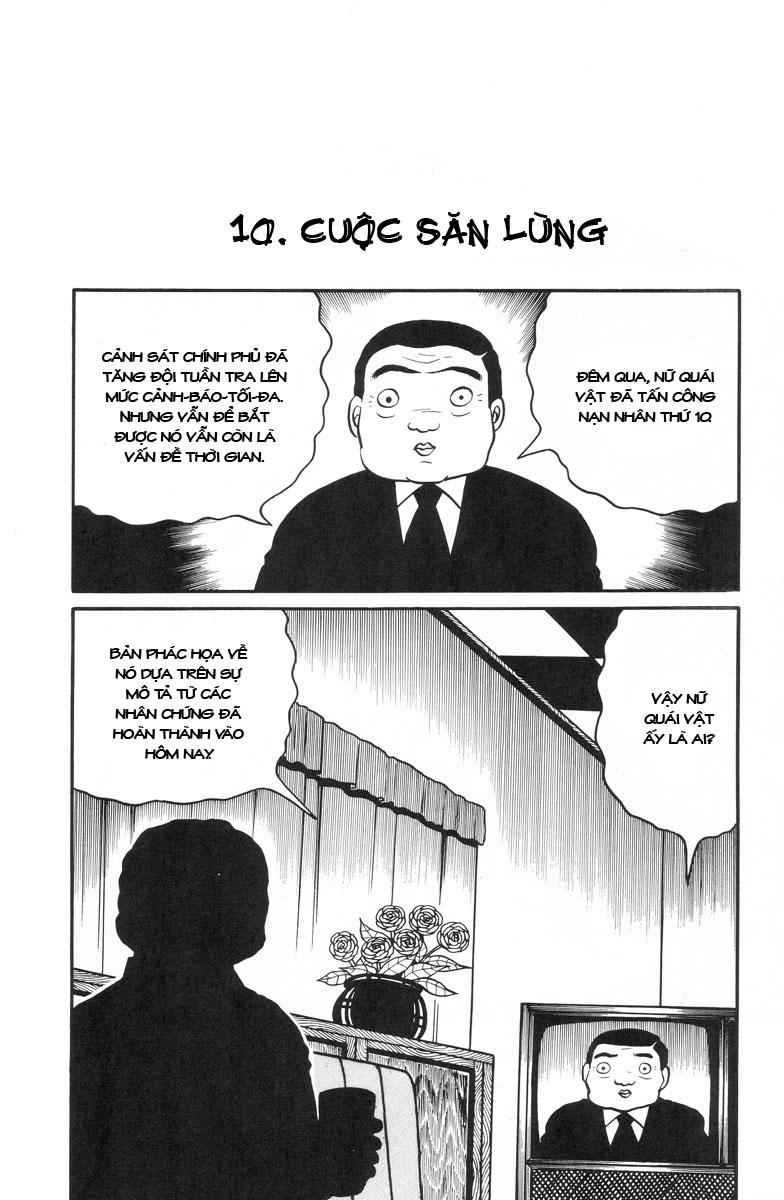 Hell Baby chap 4 trang 2