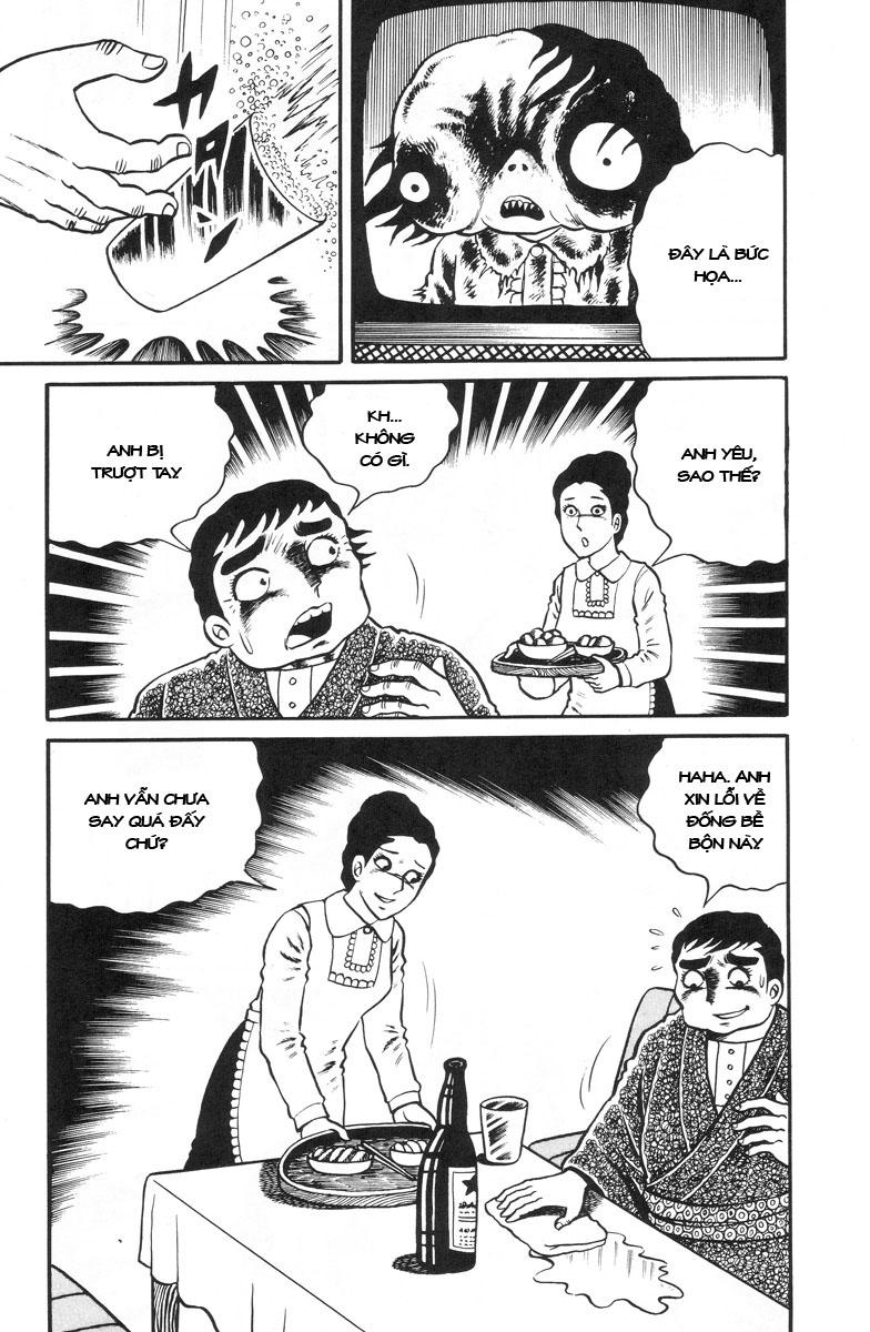 Hell Baby chap 4 trang 3
